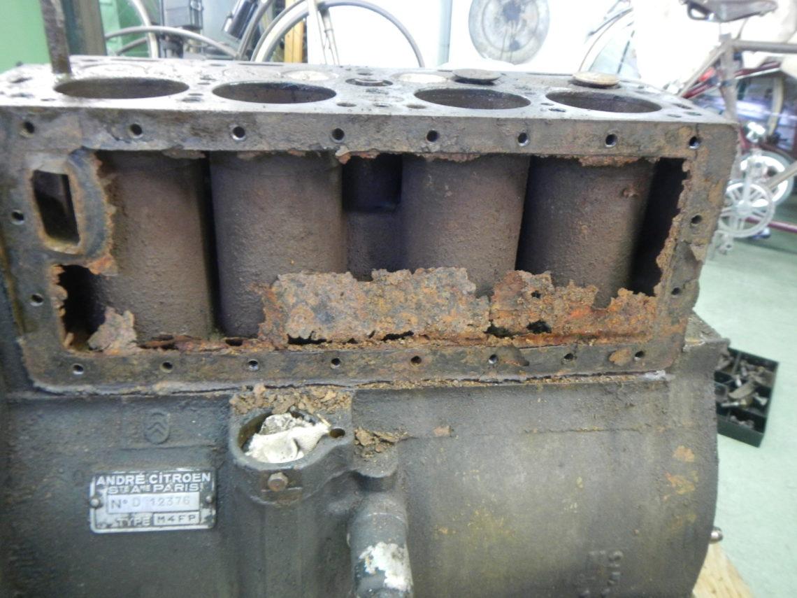 Citroen C4 Revision Motor