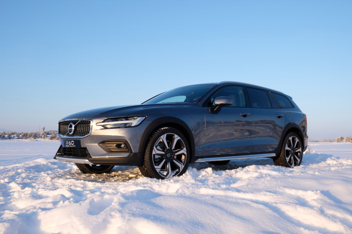 Fahrbericht Volvo V60 CROSS COUNTRY