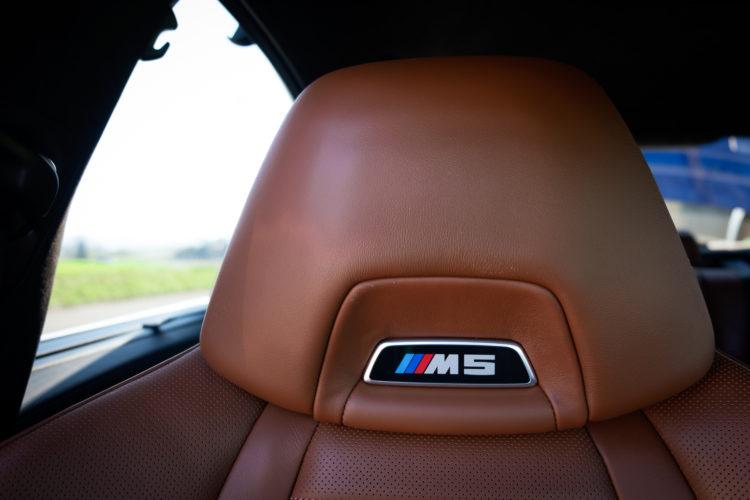 BMW M5 Interieur