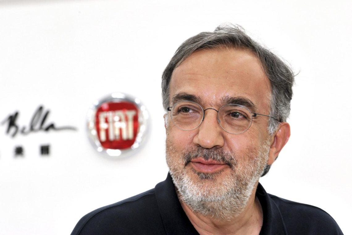 Sergio Marchione Fiat
