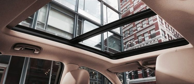 Ultraview Sonnendach Cadillac XT5