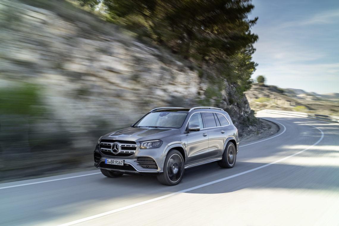 Der neue Mercedes-Benz GLS 2019