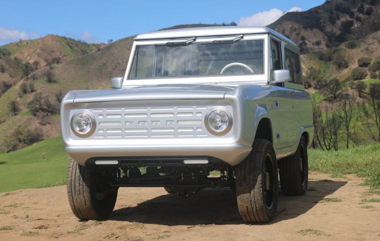Zero Labs Ford Bronco 2019