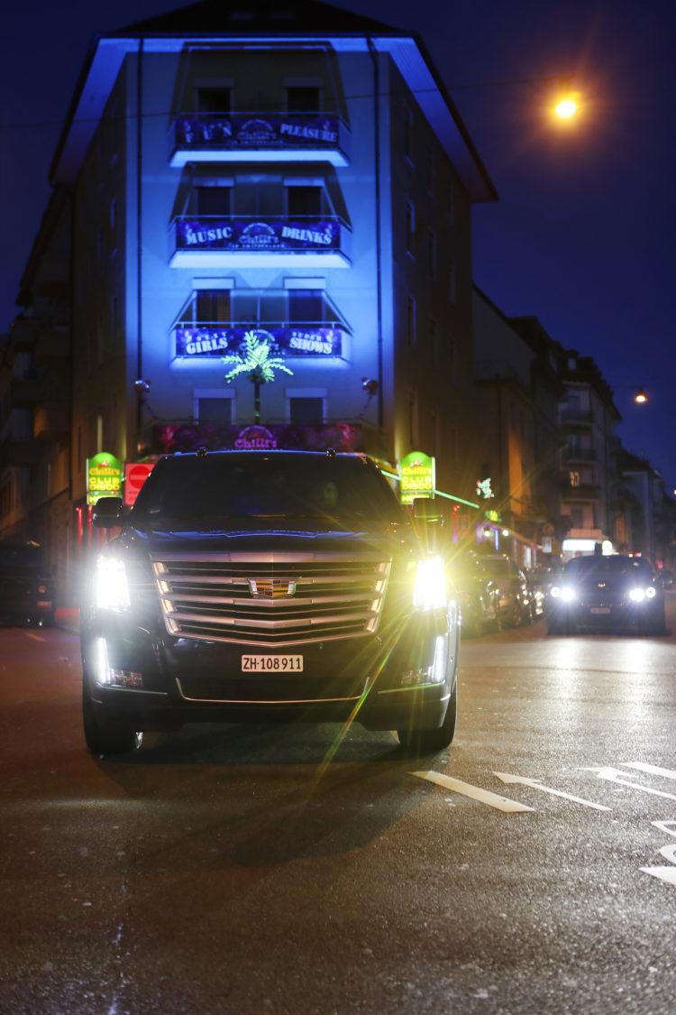 Cadillac Escalade, 6,2 L Platinum Edition