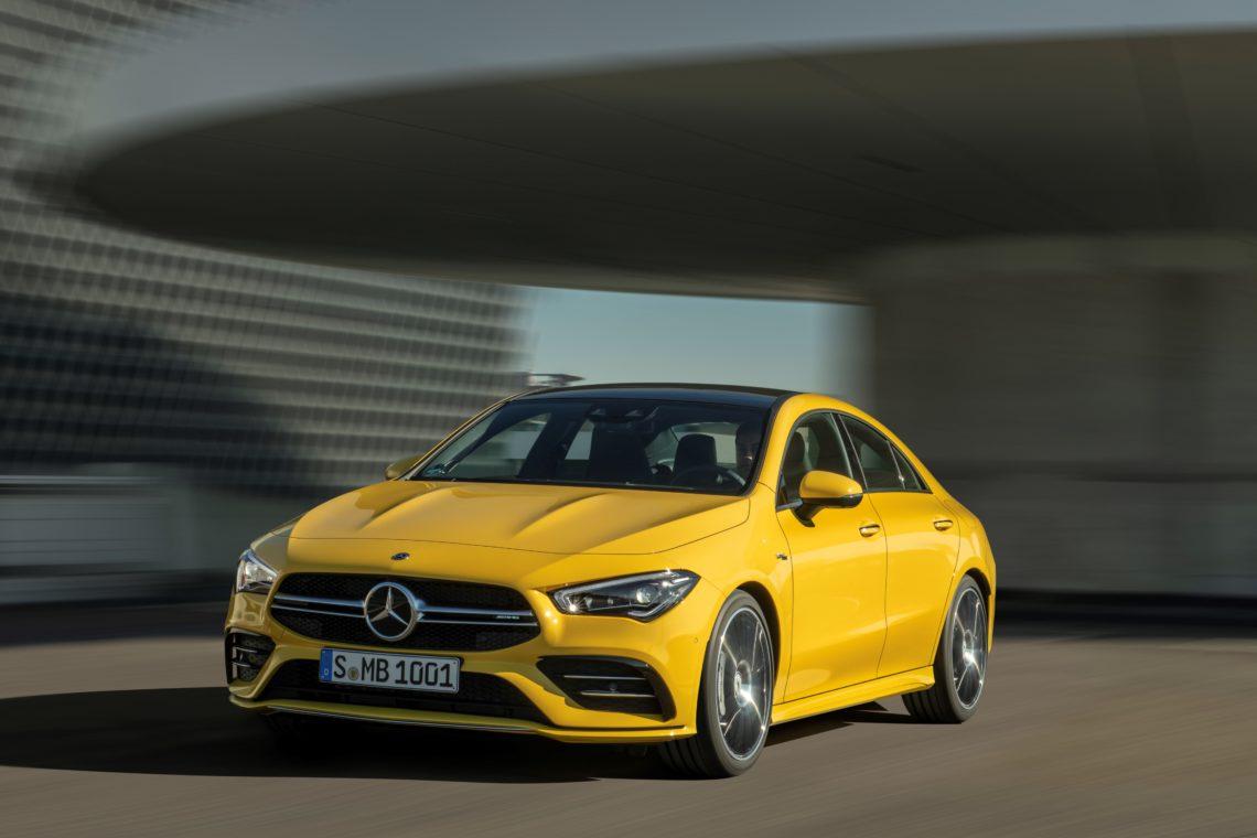 OMG AMG CLA ETC: Mercedes-AMG CLA 35 4MATIC