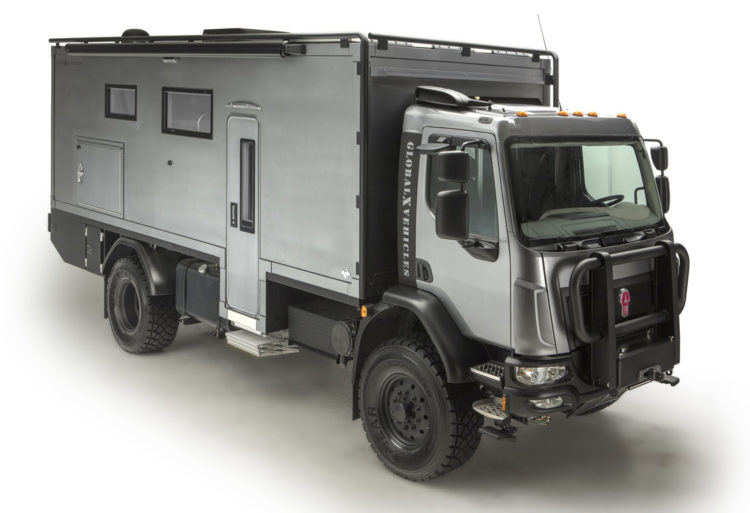 GXV Patagonia Expedition Vehicle
