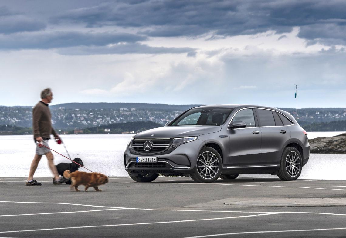 Fahrbericht Mercedes-Benz EQC (die elektrische Intelligenz)