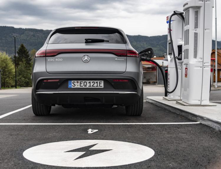 Mercedes-Benz EQC Oslo 2019