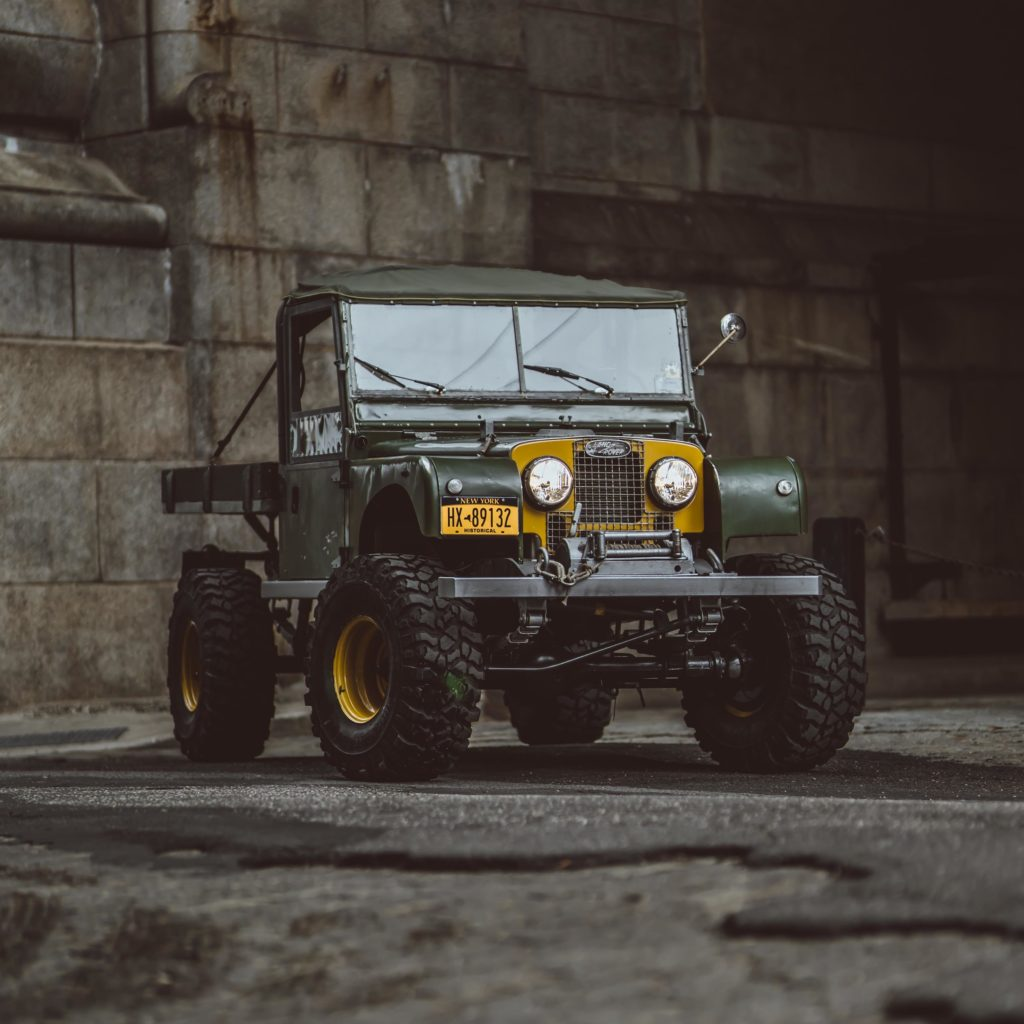 Der Chevy-Toyota-Landy by Timm Cooper