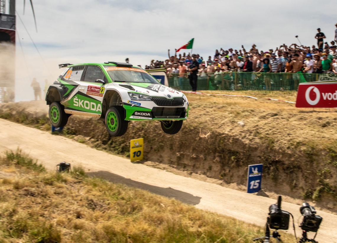 Skoda Fabia Rallye WRC