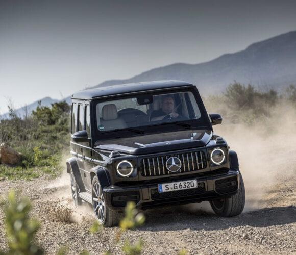 Die neue Mercedes-Benz G-Klasse: Eine Ikone erfindet sich neuThe new Mercedes-Benz G-Class: An icon reinvents itself