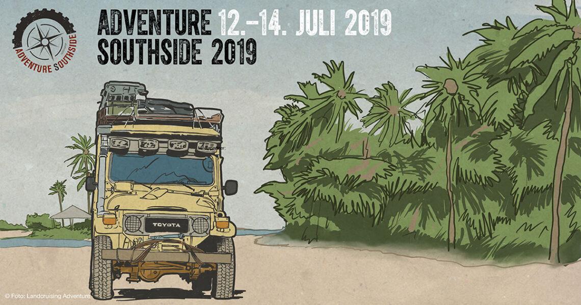 Fernweh-Gefahr: Adventure Southside, die Messe für 4×4-Overlander und Abenteurer
