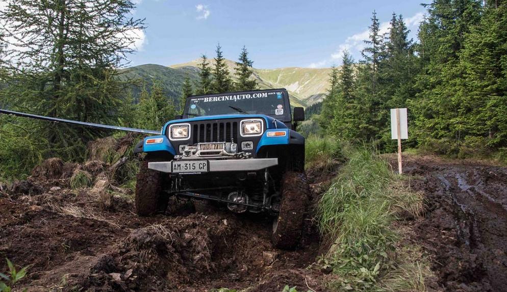 Offroad, Lagerfeuer und der neue Gladiator: Das Camp Jeep 2019 ist eröffnet