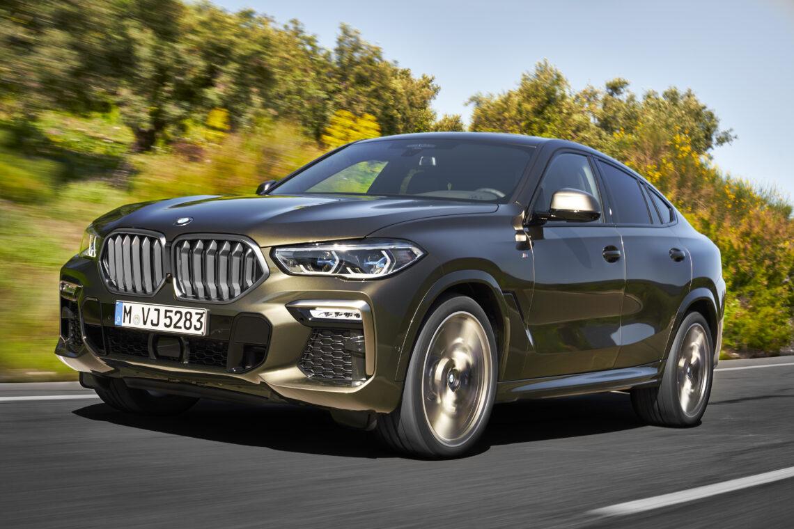 BMW X6: So sieht die dritte Generation aus