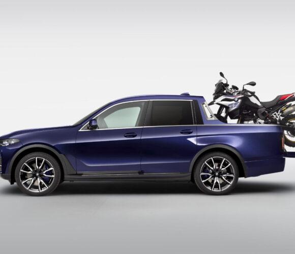 BMW X7 Pick-up: Leider nur ein Einzelstück