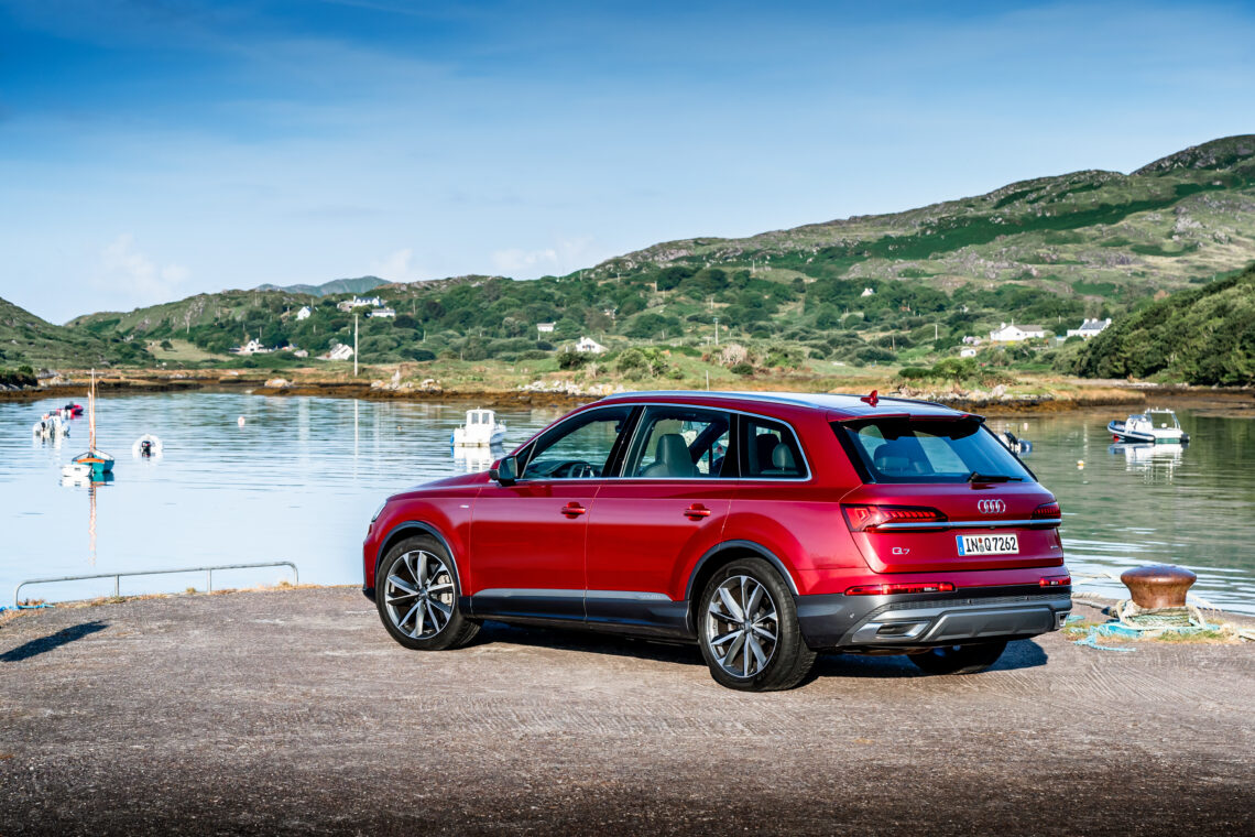 Lord of the Rings – Mit dem Audi Q7-Facelift auf dem Ring of Kerry