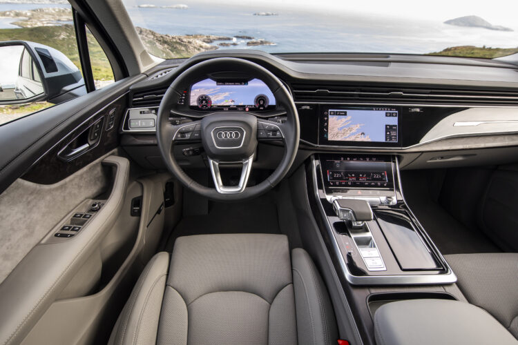 Audi Q7 Ring of Kerry