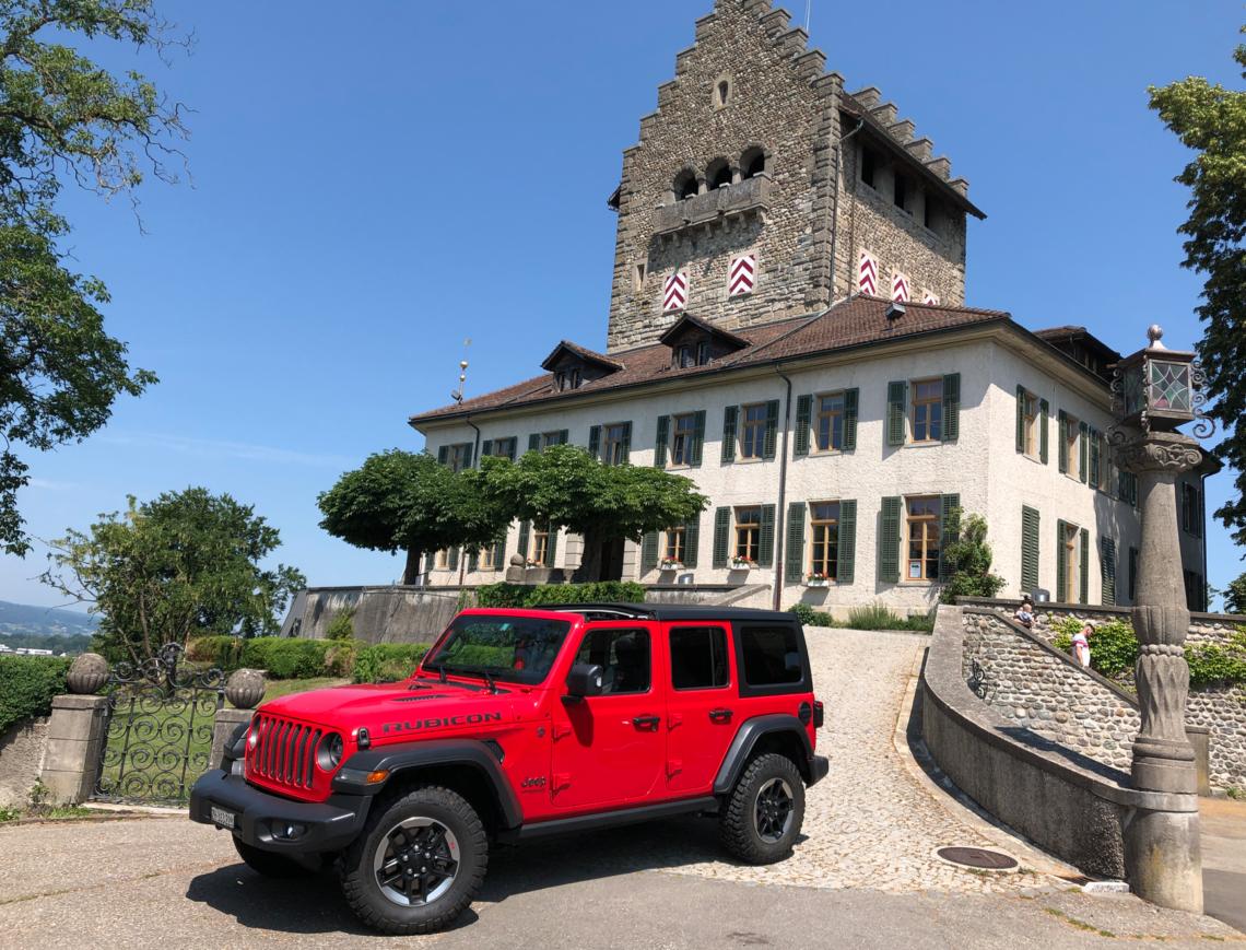 Jeep Wranlger Rubicon