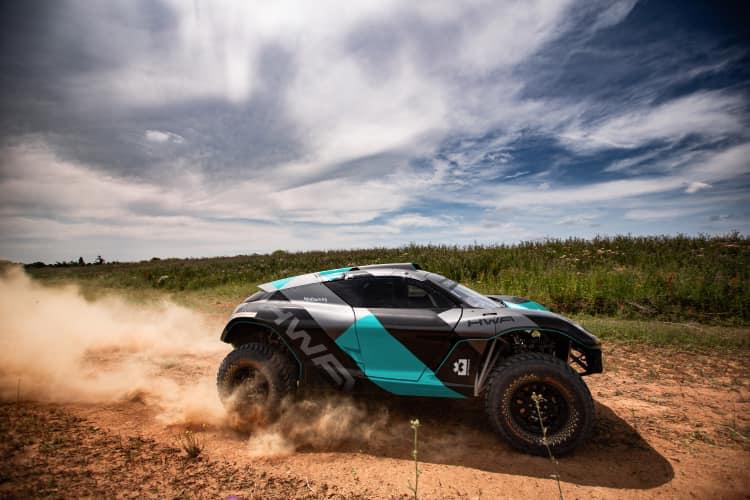 Extreme E: Offroad-Racer retten die Welt