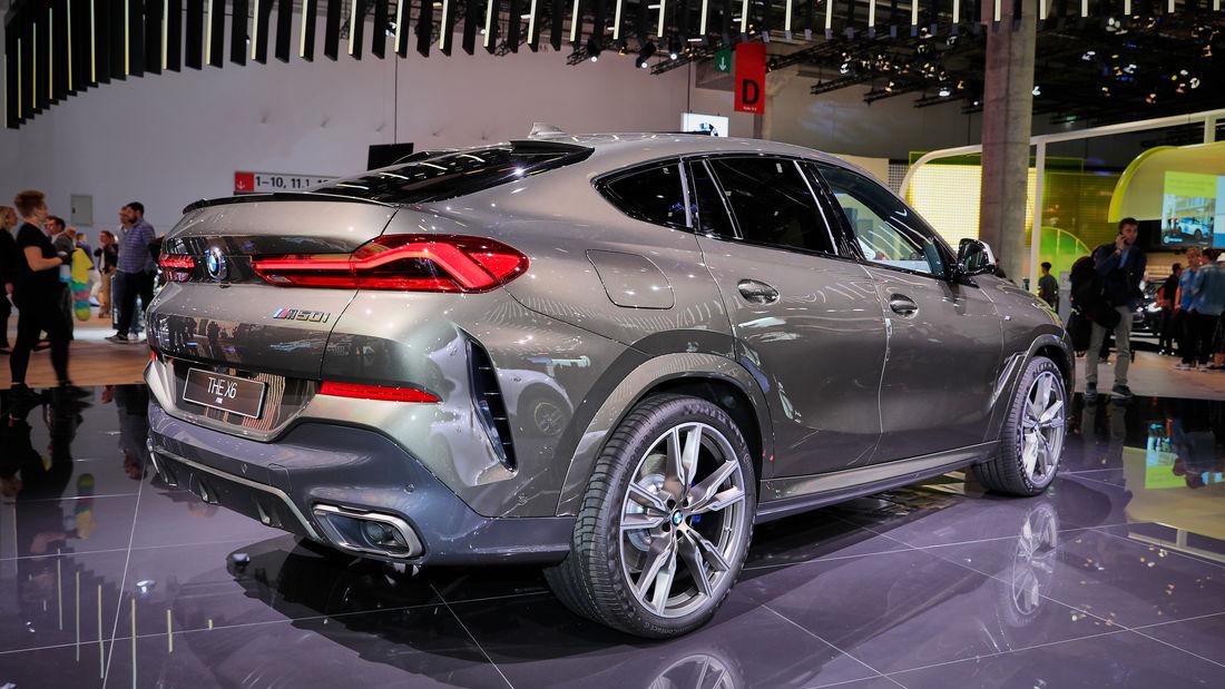 Der BMW X6 ist Chefsache – ein Walkaround mit dem Schweizer CEO