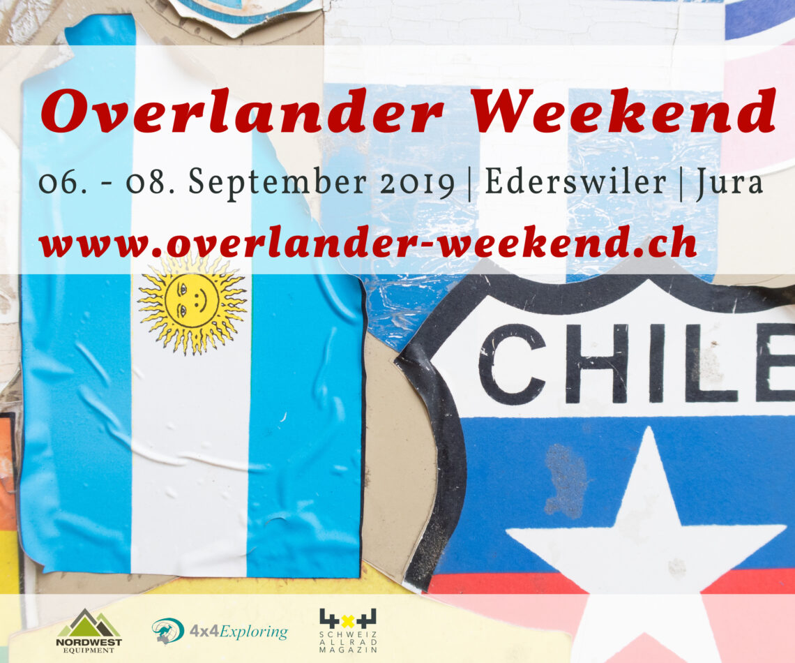 Overlander Weekend 2019