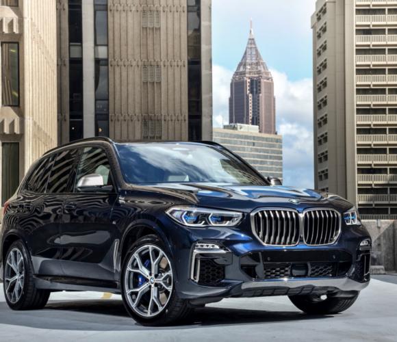 BMW X50d