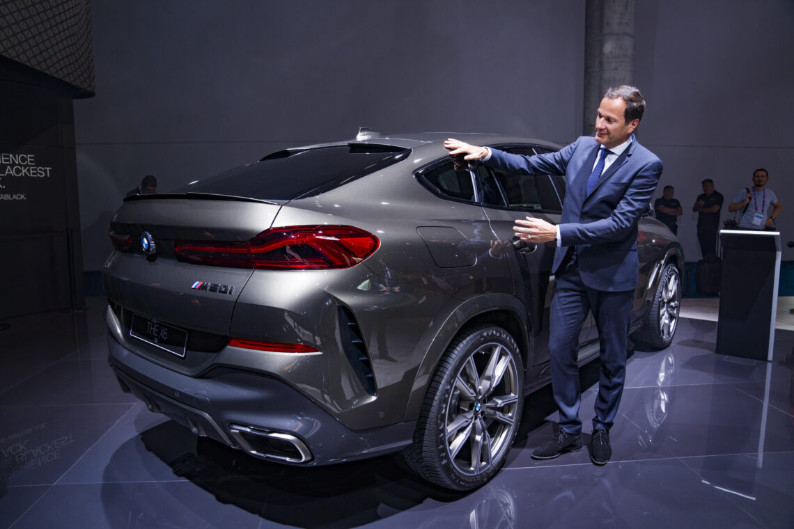 CEO Switzerland X6