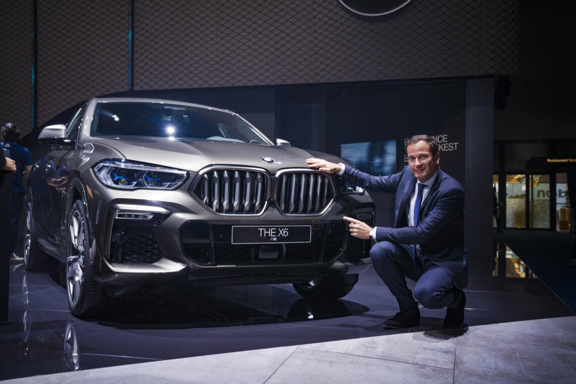 BMW X6 CEO Switzerland