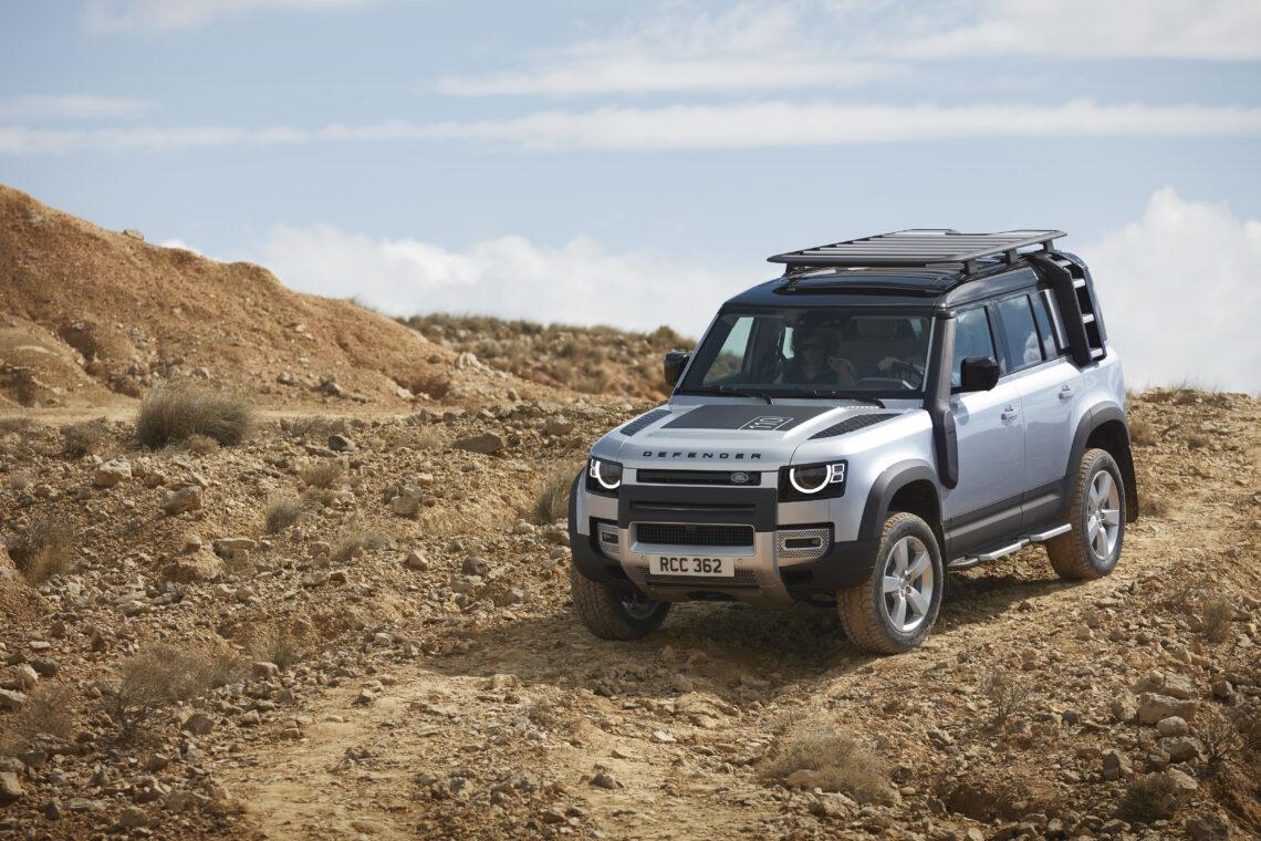 Das ist der neue Land Rover Defender: Aussen Hardware – innen Software