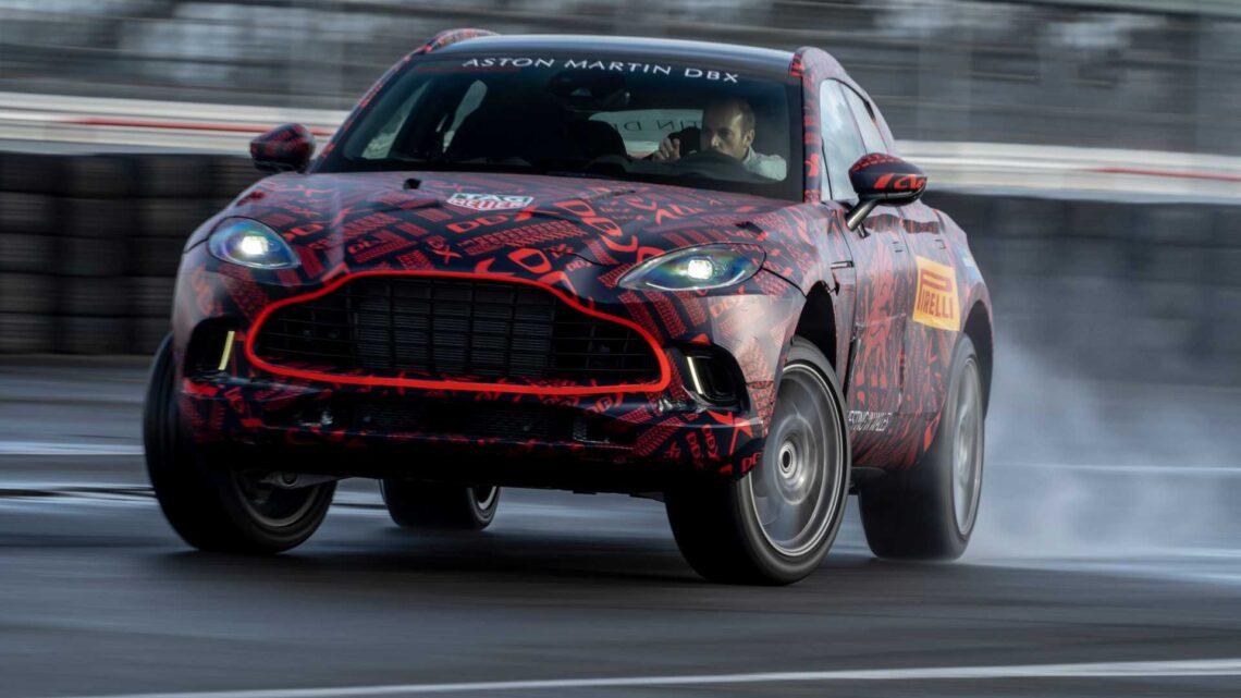 Aston Martin DBX – Das Warten hat ein Ende
