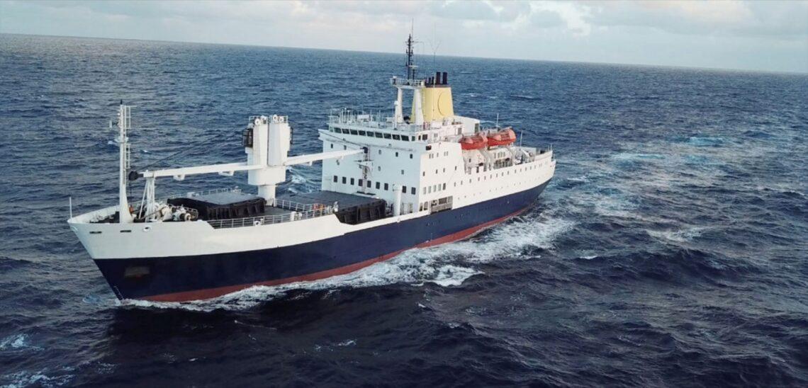 Extreme E Schiff St. Helena