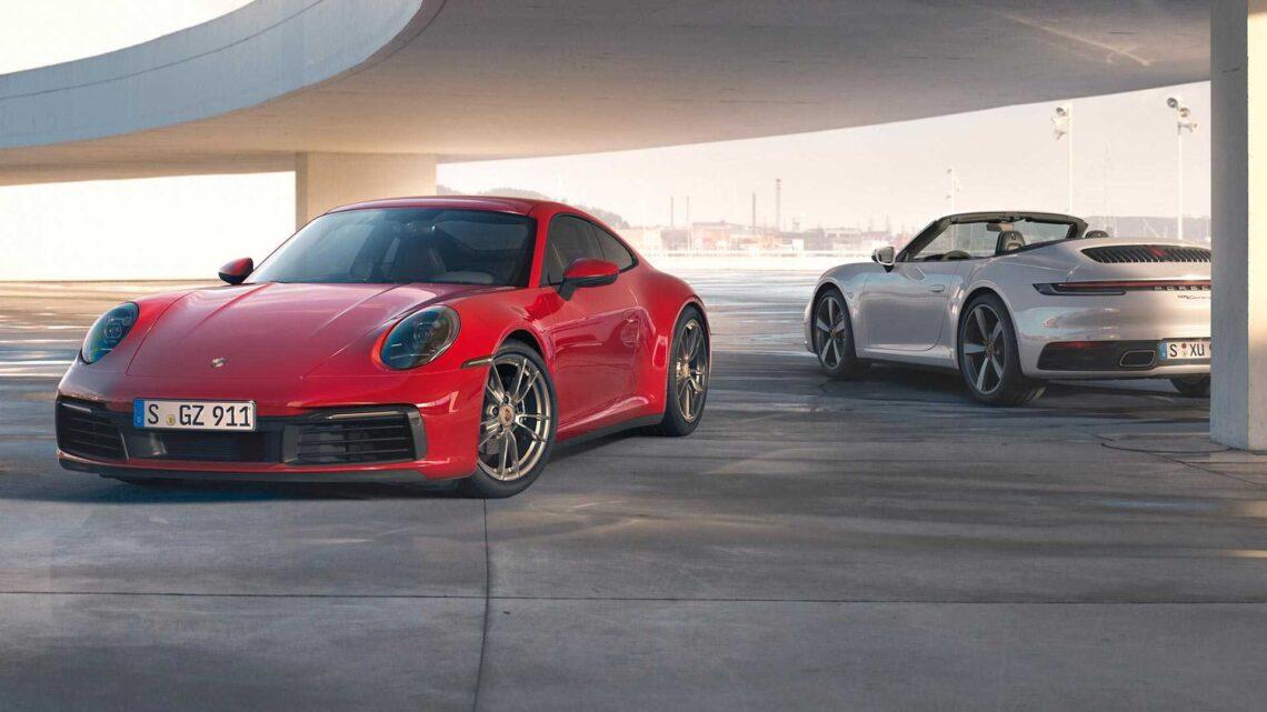 Porsche 911: Allrad für alle