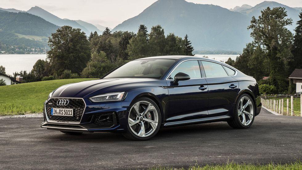 Audi RS5 Sportback – für den ganz, ganz schnellen Familienausflug