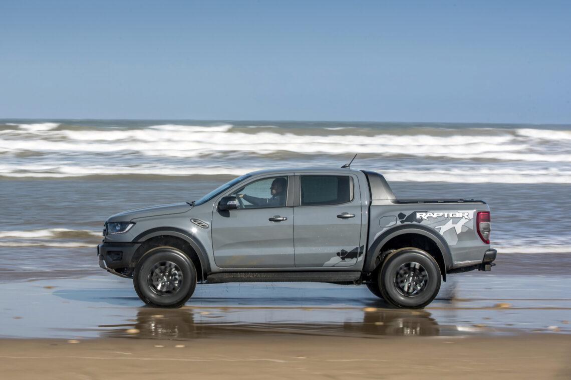 Ford Ranger Raptor, ein wüster Fahrbericht