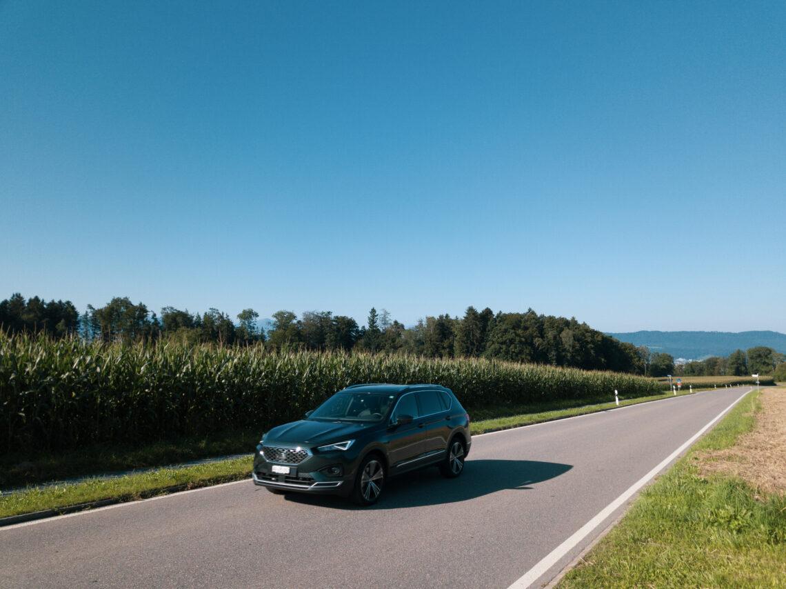 Seat Tarraco – SUV ist das neue Van