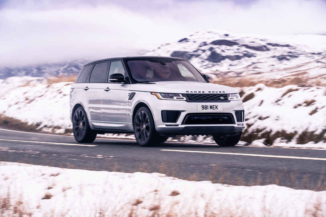 Range Rover Sport HST – Ein fahrendes Oscar Wilde Zitat