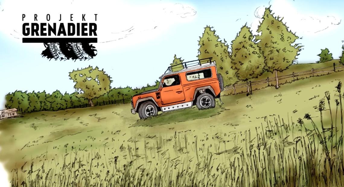 Ineos Grenadier – Der Land Rover Defender kommt zurück