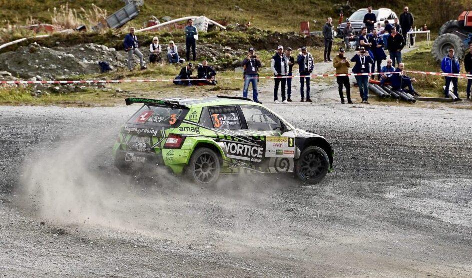 Rallye du Valais: Abflug für Schweizer Meister Ballinari, 9. Sieg für Burri