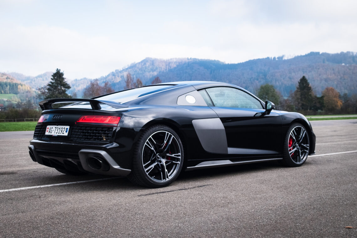 Audi R8 Coupé V10 performance quattro – Lauter, die Flöten nie klingen