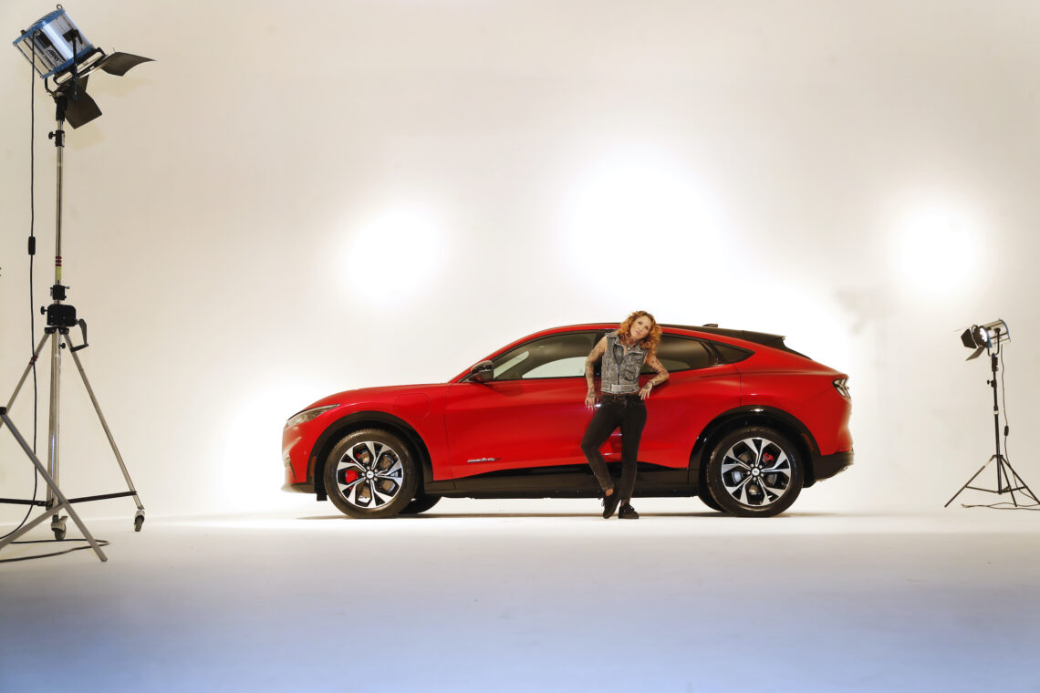 Ford Mustang Mach-E Weltpremiere