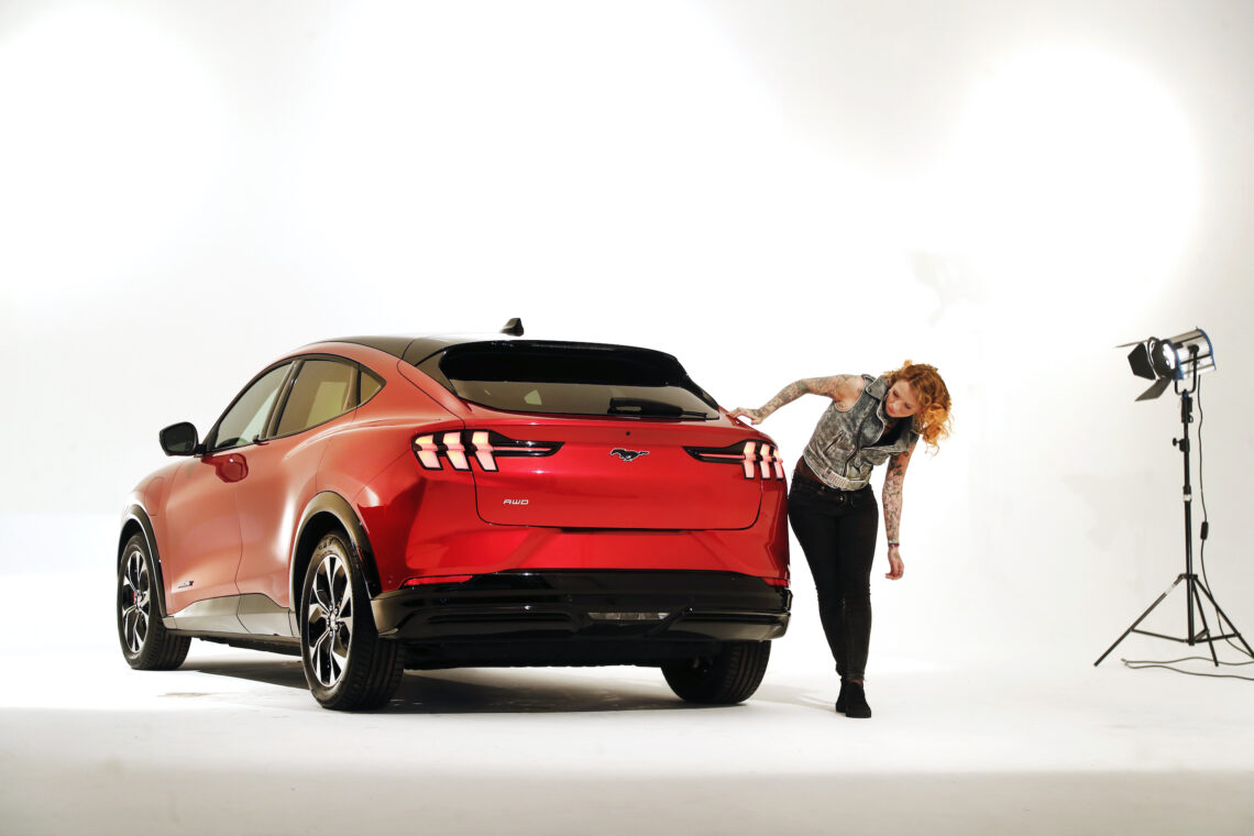Mustang Lili – Blind Date mit dem neuen Ford Mach-E