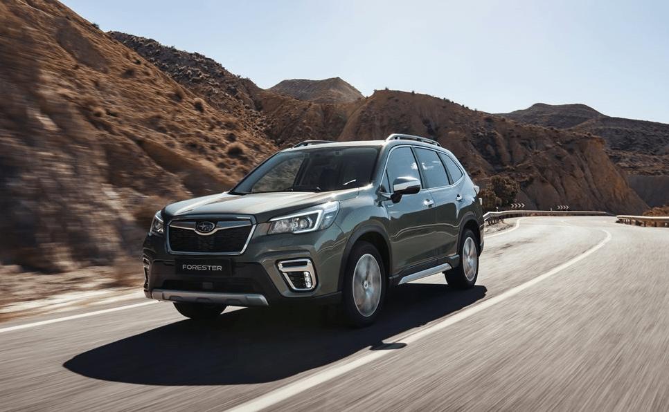 Subaru: Forester und XV boxen jetzt elektrisch