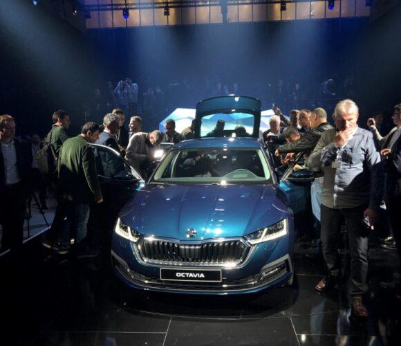 Skoda Octavia Limousine 2020 Weltpremiere