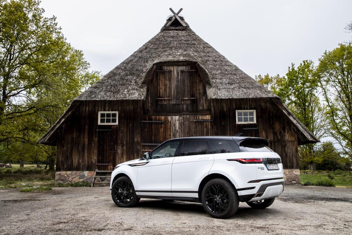 Fahrbericht Range Rover Evoque II – Grosses Kino im Kleinformat