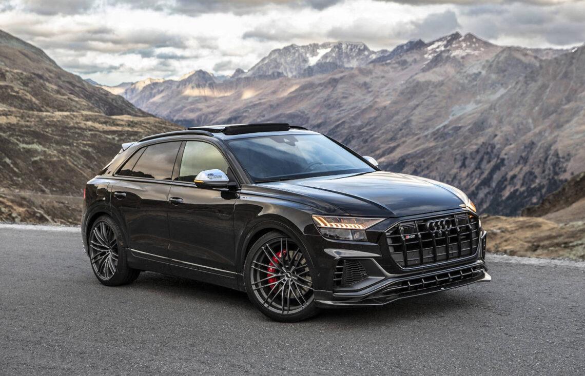 ABT got the power: 510 PS für den Audi SQ8