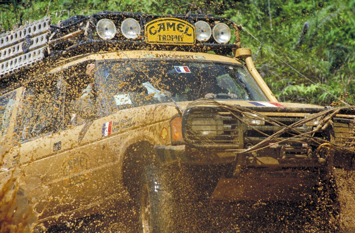 30 Jahre Disco – Der grösste Hit von Land Rover