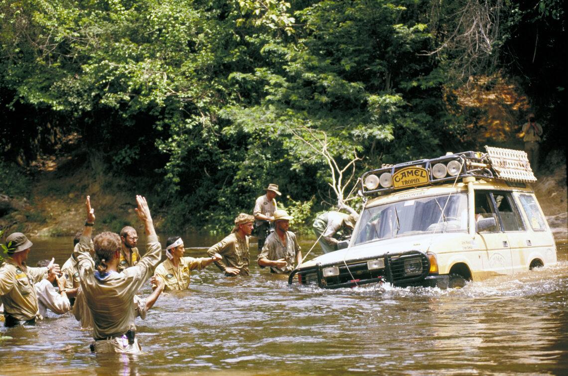 Land Rover Camel Trophy