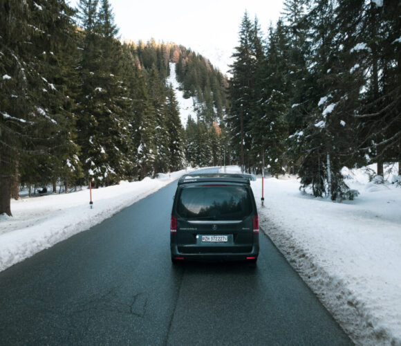 #Wintervanlife mit dem Mercedes-Benz Marco Polo 300 d – Fire and Ice