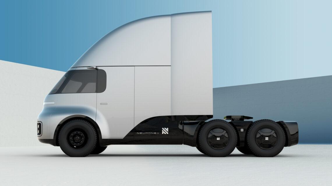 Neuron EV Torq – Konkurrenz für Teslas E-Lkw