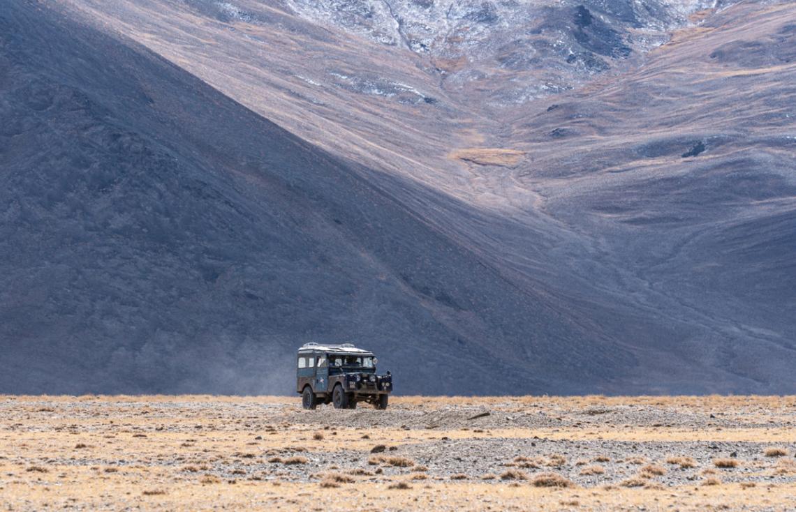 The Last Overlander – Der legendäre Land Rover Oxford kehrt heim